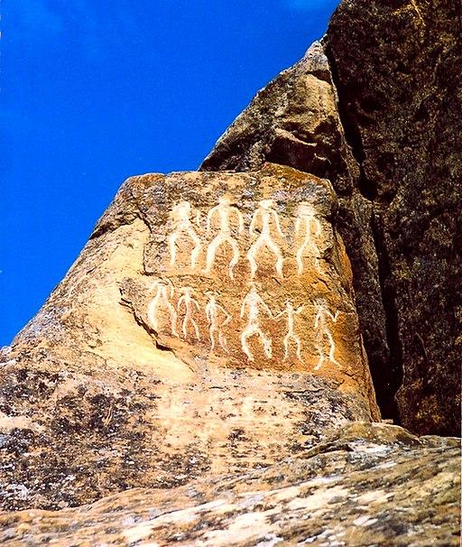 Gobustan ancient Azerbaycan full