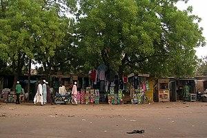 Français : Marche a Garoua,Nord, Cameroon. The...