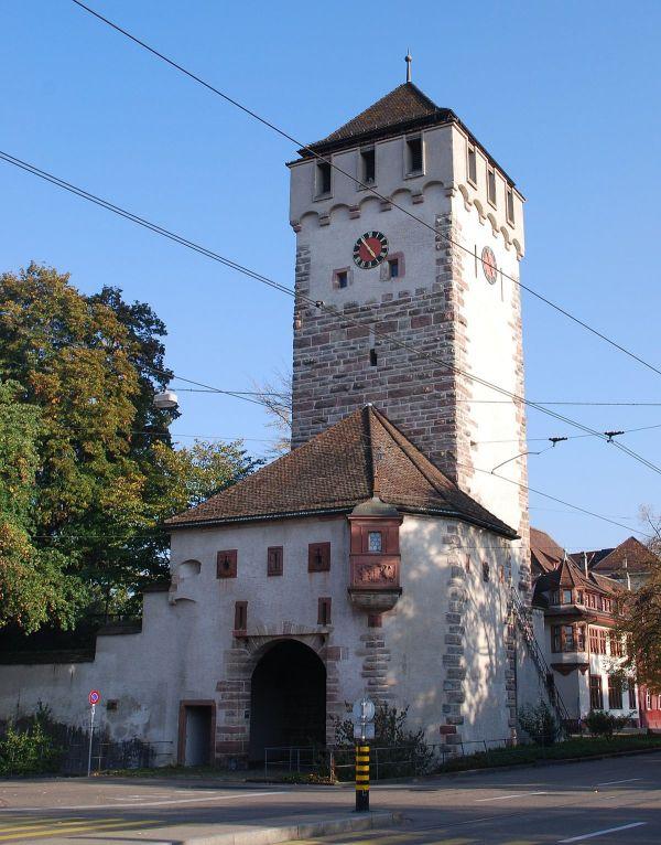 St. Johanns-Tor – Wikipedia
