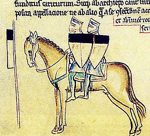 English: Knights Templar Česky: Dva templáři