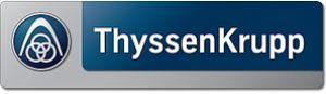 English: ThyssenKrupp Logo