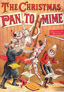 Pantomime Wikipedia