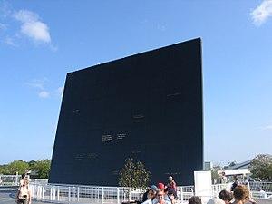 Astronaut Memorial Foundation's Space Mirror