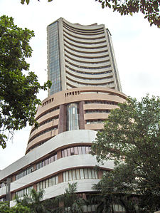 The Bombay Stock Exchange index reflects investor confidence in the economy of India.