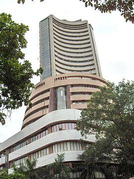 Indeks sensitif Bursa Saham Bombay digunakan sebagai penentu kekuatan ekonomi India