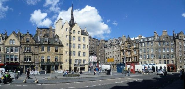 Edinburgh Highlights Städtereise