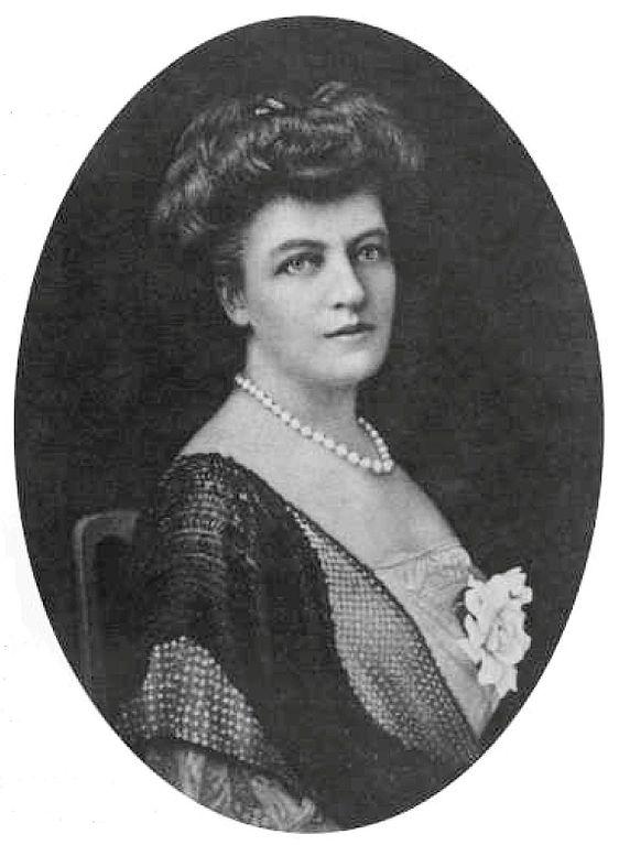 Eleanor Elkins Widener portrait