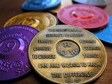 Sobriety coin - Wikipedia