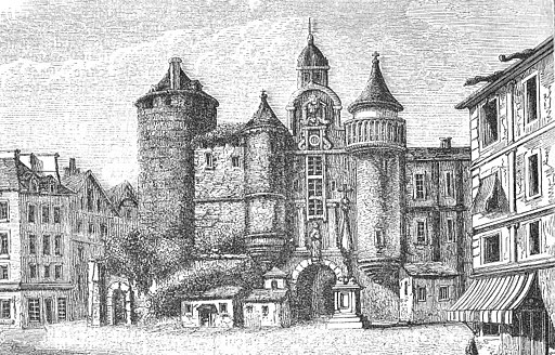 Grand châtelet de Paris