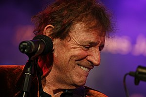 English: Jack Bruce, formerly of the 1960s ban...