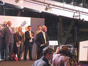 London Elections 2008, City Hall. Ken Livingst...