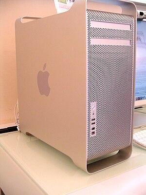 Profile of Mac Pro