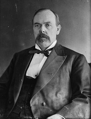Oliver Hazard Perry Morton. Library of Congres...