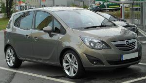 Opel Meriva B — Wikipédia