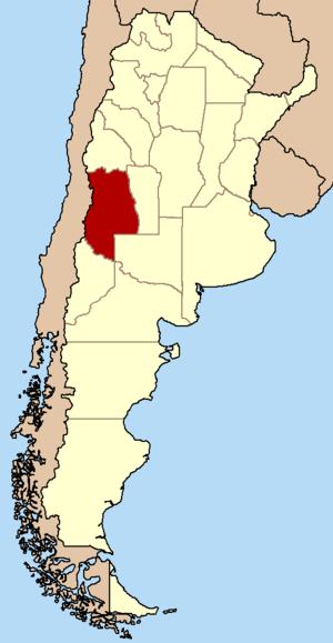 The Mendoza Province,Argentina
