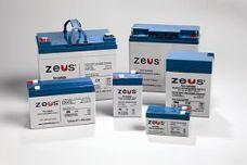 English: ZEUS Sealed Lead Acid Batteries