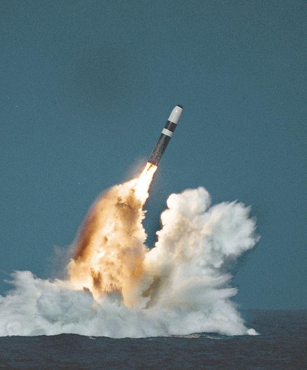 """Картинки по запросу """"UGM-133A Trident II (D5)"""":"""