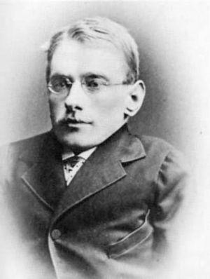 Jonas Wenström, 1857-1893