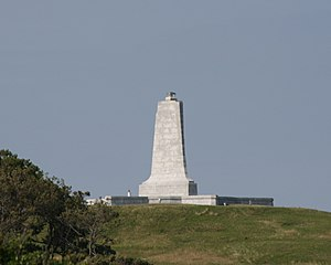Wright Brothers Memorial (Kitty Hawk, Outer Ba...