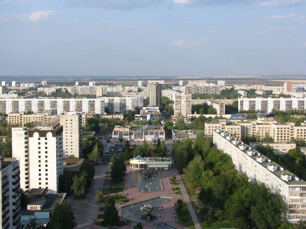 Центральный район (Набережные Челны) — Википедия