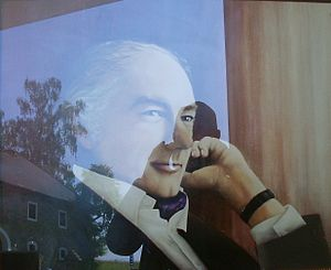REFLECTION Thomas Bernhard Bernhard house (at ...