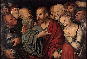 Image result for Lucas Cranach the Younger