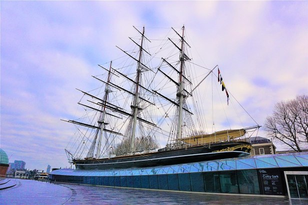 Cutty Sark, Royal Museums Greenwich