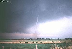 El Reno Oklahoma Tornado