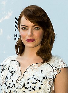Emma Stone Wikipedie