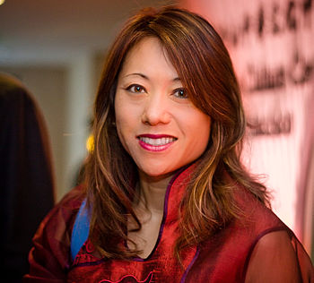 English: California State Assemblywoman Fiona Ma