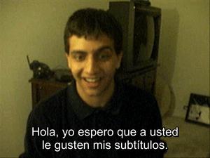 I, Taric Alani, sit in my room, speaking Engli...
