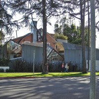 Frank Gehry's Residence, 2012 AIA 25-Year Award Winner; Can You See The House?