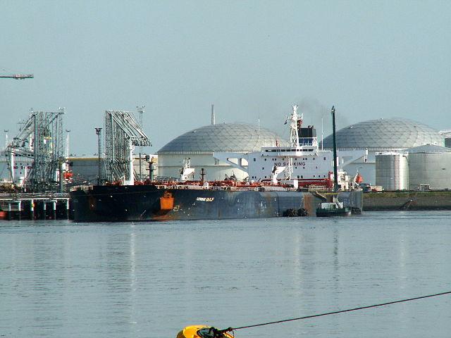 Rotterdam Industry