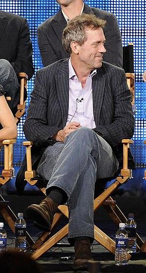 English: 2009 FOX WINTER TCA: (L-R) Hugh Lauri...