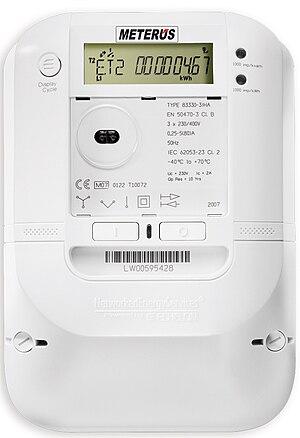 Smart Meter, EVB Energy Ltd