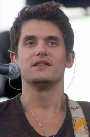 English: John Mayer at the Mile High Music Fes...