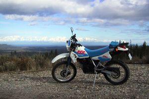 Kawasaki KLR250  Wikipedia