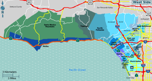 Westside Los Angeles County Travel Guide At Wikivoyage