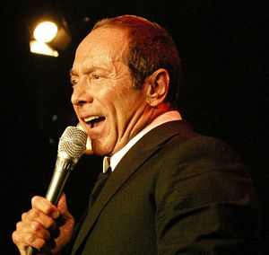 Paul Anka at the 2007 North Sea Jazz Festival