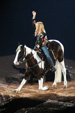 Sheryl Crow at Houston Livestock show and Rodeo