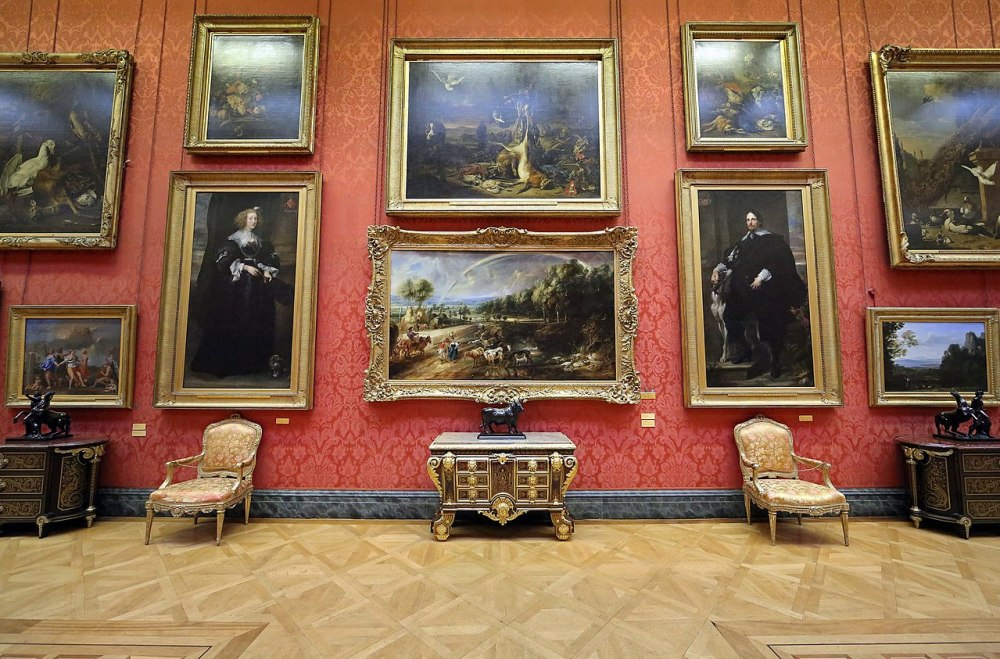 Great Gallery, Wallace Collection - Musicartgeek - London gallery