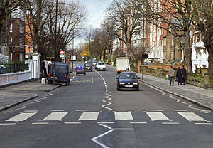 English: Abbey Road, London