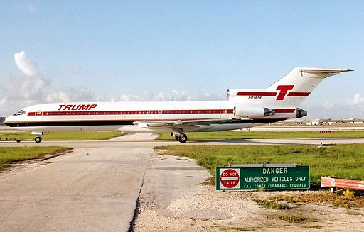Boeing 727-225, Trump Shuttle AN0200712