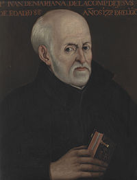 Resultado de imagem para Padre Juan de Mariana