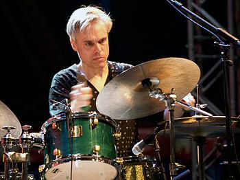 Gerry Hemingway, moers festival 2007
