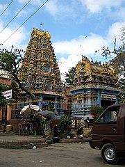 Shri Kali Temple in Yangon
