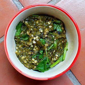 English: The northern Thai speciality Nam phri...