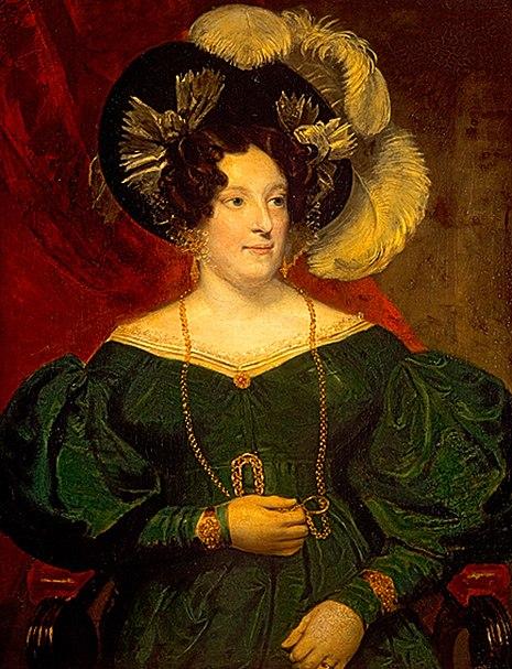 Queen Caroline - Portrait of a Regent - Philippa Jane Keyworth - Regency Romance Author