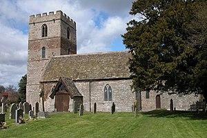 All Saints Church, Clehonger.