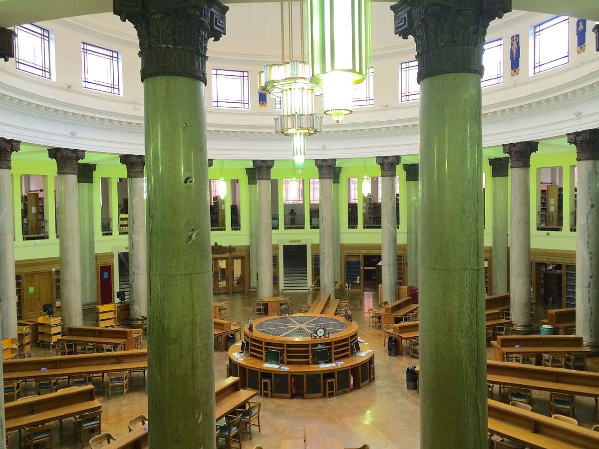 Brotherton Library Wikipedia